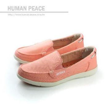 Crocs 懶人鞋 粉 女款 no227