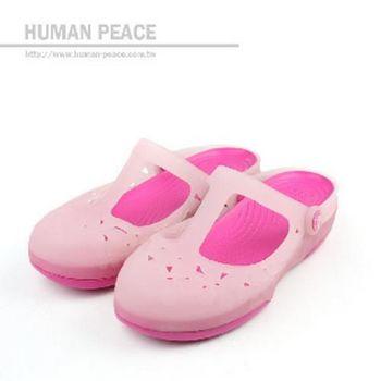 Crocs 涼鞋 粉 女款 no231