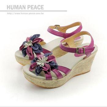 Kimo 涼鞋 紫 女款 no390