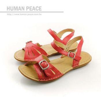 Kimo 涼鞋 紅 女款 no399