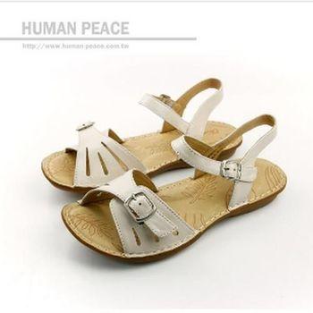 Kimo 涼鞋 米白 女款 no400