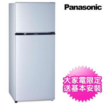 ★加碼贈好禮★【Panasonic 國際牌 】232公升雙門冰箱 NR-B238T-SL