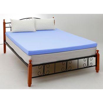 NINO1881乳膠釋壓床墊-加大
