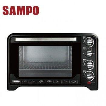 ★贈環保湯匙★『SAMPO』☆聲寶35公升 電烤箱 KZ-PA35C
