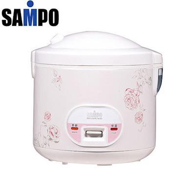 『SAMPO 』☆聲寶 機械式電子鍋10人份 KS-AF10