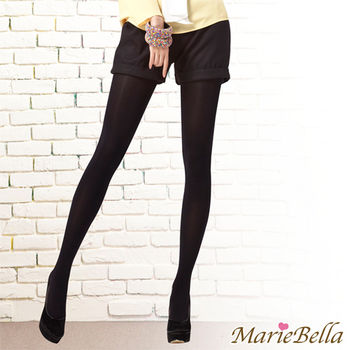 Marie Bella 120D高彈力纖腿褲襪(黑)