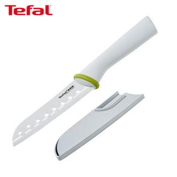【Tefal法國特福】陶瓷-13CM日式主廚刀