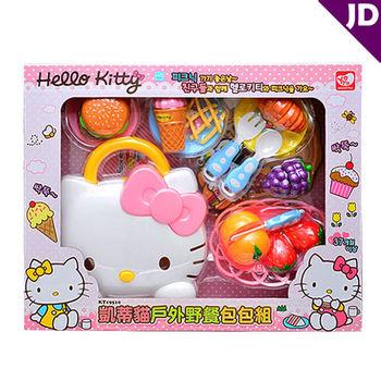【Hello Kitty】凱蒂貓戶外野餐包包組 KT19510