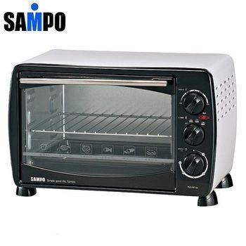 『SAMPO 』☆聲寶 19公升 中型烤箱 KZ-HF19 /KZHF19