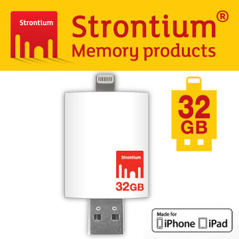 Strontium Apple iDrive 32GB OTG 3.0 高速行動隨身碟