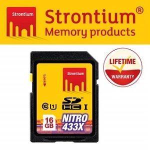 Strontium NITRO UHS-1  Class10 SD 16GB 高速SD相機記憶卡