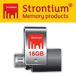 Strontium OTG 3.0 USB 16G 高速行動隨身碟