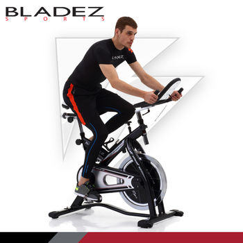 【BLADEZ】ULTIMATE AIR2.0 – 20KG飛輪健身車