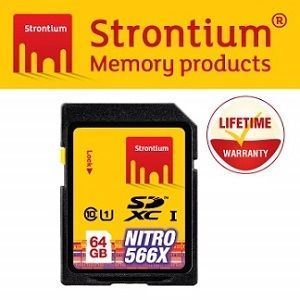 Strontium NITRO UHS-1  Class10 SD 64GB 高速SD相機記憶卡