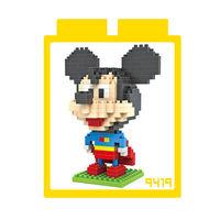 LOZ 鑽石積木 ^#45 9419~動畫系列~ ^#45 米奇超人裝