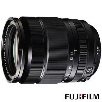 FUJIFILM 富士 XF 18-135mm F3.5-5.6 R OIS WR 鏡頭(18-135;恆昶公司貨)