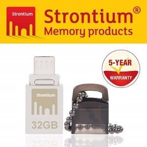 Strontium OTG (ON-THE GO)USB 32GB 行動隨身碟