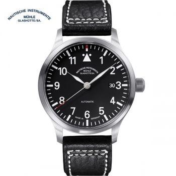 格拉蘇蒂 莫勒 運動系列M1-37-44-LB 機械男錶