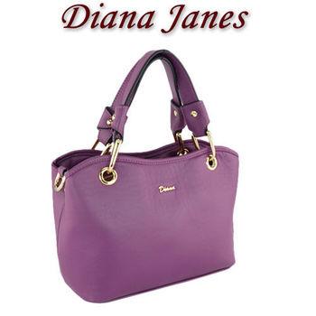 【DIANA ~JANES】牛皮簡約小托特包