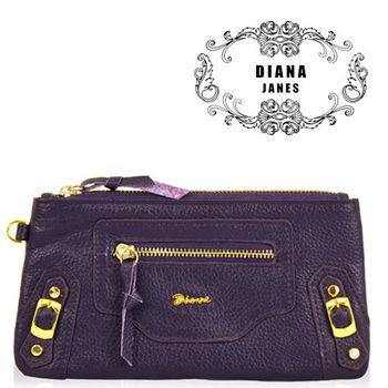 【DIANA ~JANES】小牛皮時尚手抓包