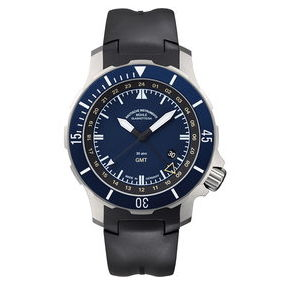 格拉蘇蒂 莫勒 航海系列 GMT M1-28-62-KB 機械男錶