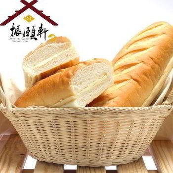 振頤軒 凍藏幸福維也納麵包 5入/組(鮮奶油口味)