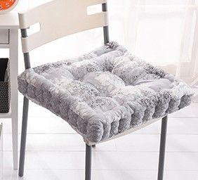 加厚坐墊椅墊凳子墊餐椅墊厚秋冬天柔軟保暖墊榻榻米墊
