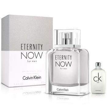 CK 即刻永恆男性淡香水(100ml)-送品牌小香
