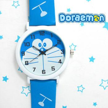 哆啦A夢 竹蜻蜓表情特寫皮帶錶