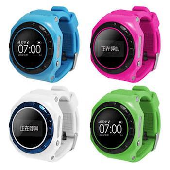 (買一送一) 【IS愛思】兒童智慧GPS定位手錶
