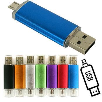 ☆手機與電腦兩用隨身碟!! 8G☆ Micro USB  USB OTG 提升手機與平版電腦的容量