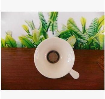 白瓷茶濾 功夫茶具零配件-5個價