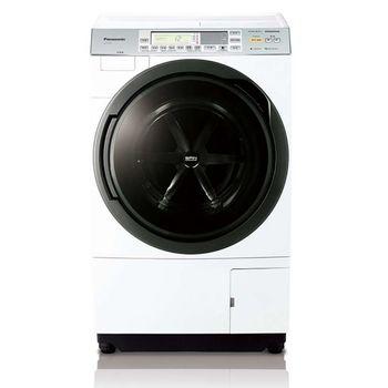 ★加碼贈好禮★【Panasonic 國際牌】日本進口10.5kg雙科技頂級洗脫烘滾筒 NA-VX73GR右開