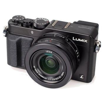 送64G原包【Panasonic】DMC-LX100 世界首款4K錄影類單眼相機 (公司貨保固三年)