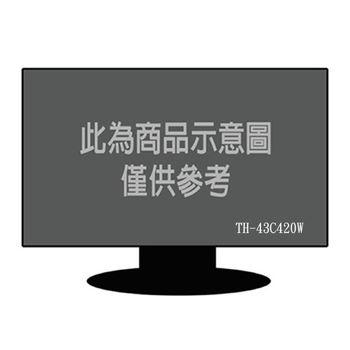 『Panasonic』☆ 國際牌43吋LED 液晶電視TH-43C420W