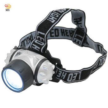 月陽頭戴式1W強光高亮度防水頭燈工作燈(LED1W)
