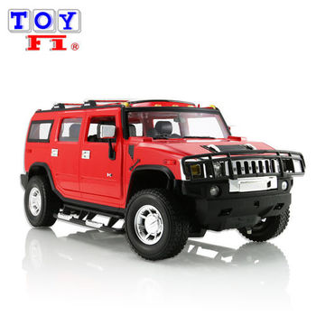 【Toy F1】1:14 HUMMER H2 遙控車