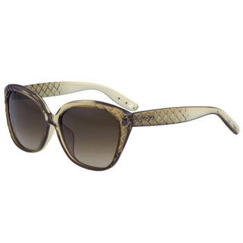 BOTTEGA VENETA太陽眼鏡 (漸層棕色) BV255FS