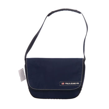 RL POLO 流行時尚肩背包(藍)