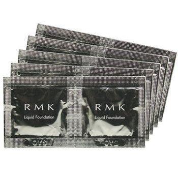RMK 液狀粉霜SPF14PA++(1ml*2)*5 #102