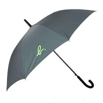 agnes b.雙色直立傘(灰綠)