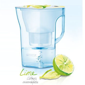 《德國BRITA》  Navelia若薇亞2.3L濾水壺-檸檬款【內含一支濾芯】