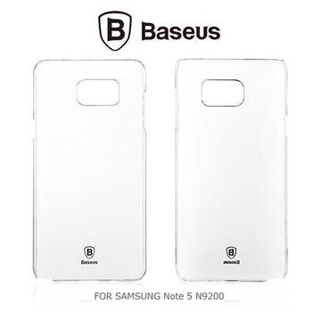 BASEUS SAMSUNG Note 5 N9200/N9208 太空殼