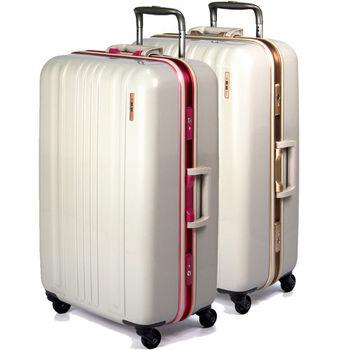 aaronation - 25吋MOM日本彩框行李箱RU-6008-25二色可選