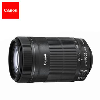 Canon EF-S 55-250mm F4-5.6 IS STM (平行輸入-白盒裝)