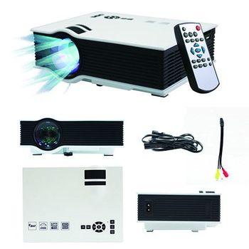 【IS】140吋HDMI 高畫質 微型投影機P-040
