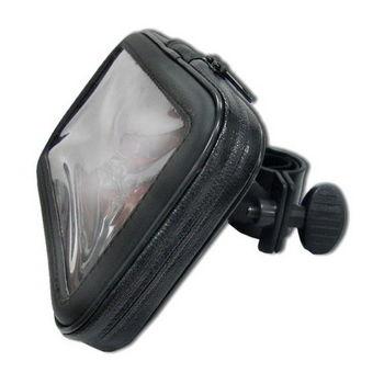 【KT】6.3吋 可觸控手機包自行車夾