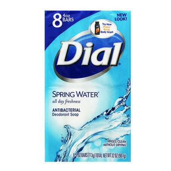 美國Dial黛雅香皂 3款經典組合(4oz.*8/3組)