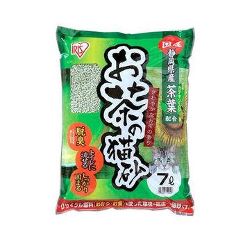 【IRIS】日本 靜岡綠茶豆腐貓砂(OCN-70N) 7L X 1包
