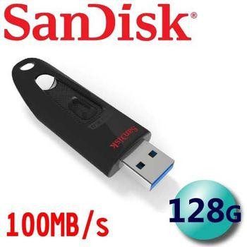 公司貨 SanDisk 128GB 100MB/s Ultra CZ48 USB3.0 隨身碟